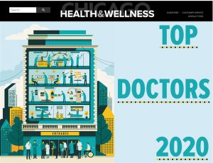 Chicago Magazine Names Seven Cardiac Surgery Associates to 2020 Top Doctors List